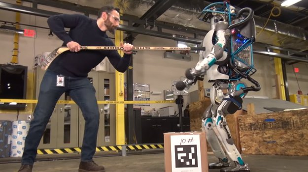 Atlas, il nuovo robot umanoide di Boston Dynamics