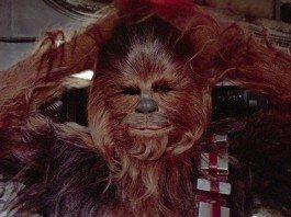 Chewbecca da Star Wars