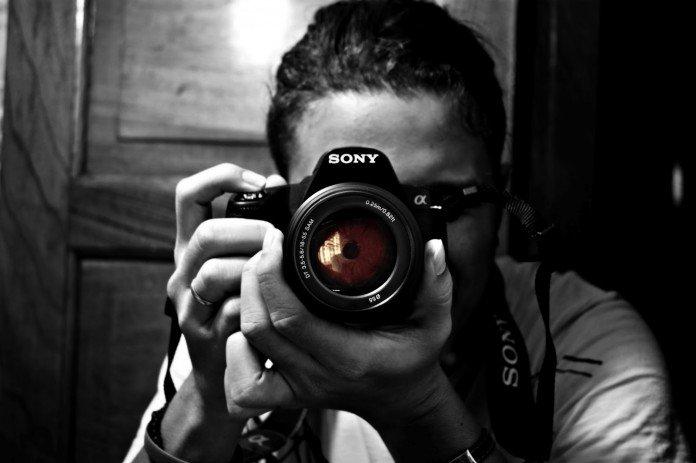 Shot fotografia
