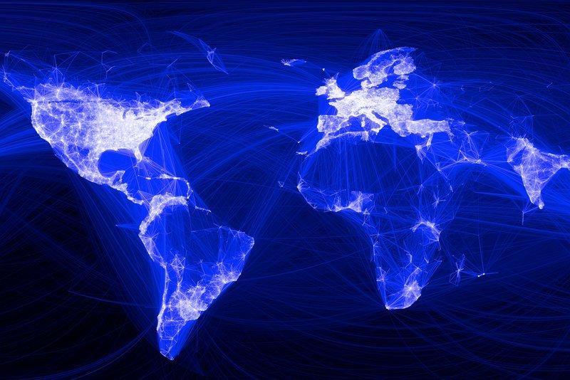 Mappa di internet