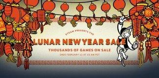 Sconti di Steam per il capodanno cinese