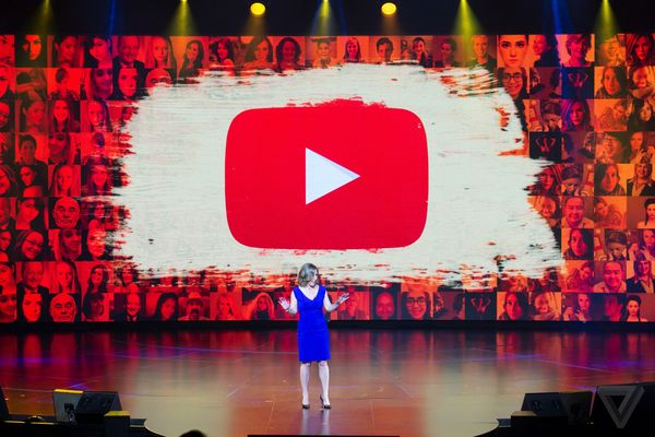 Susan Wojcicki, CEO di YouTube