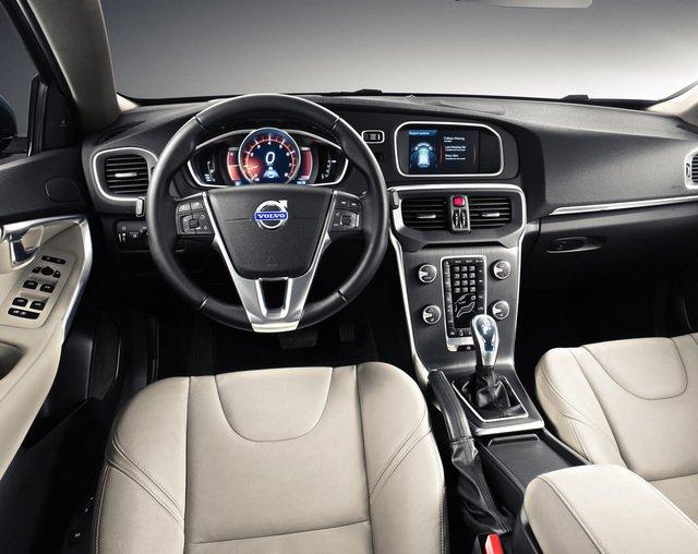 Interni di una Volvo