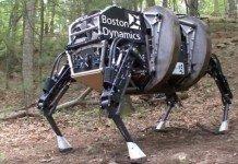 Automa realizzato da Boston Dynamics