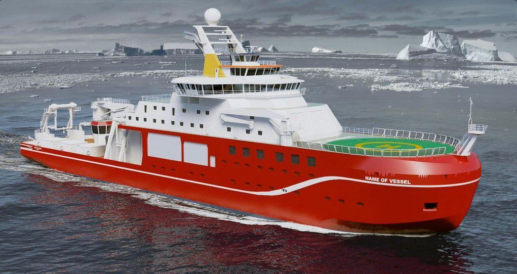 Boaty McBoatface, l'ultima imbarcazione del NERC