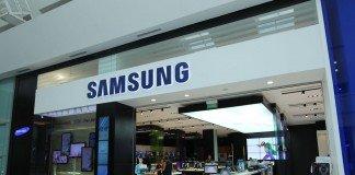 Samsung negozio