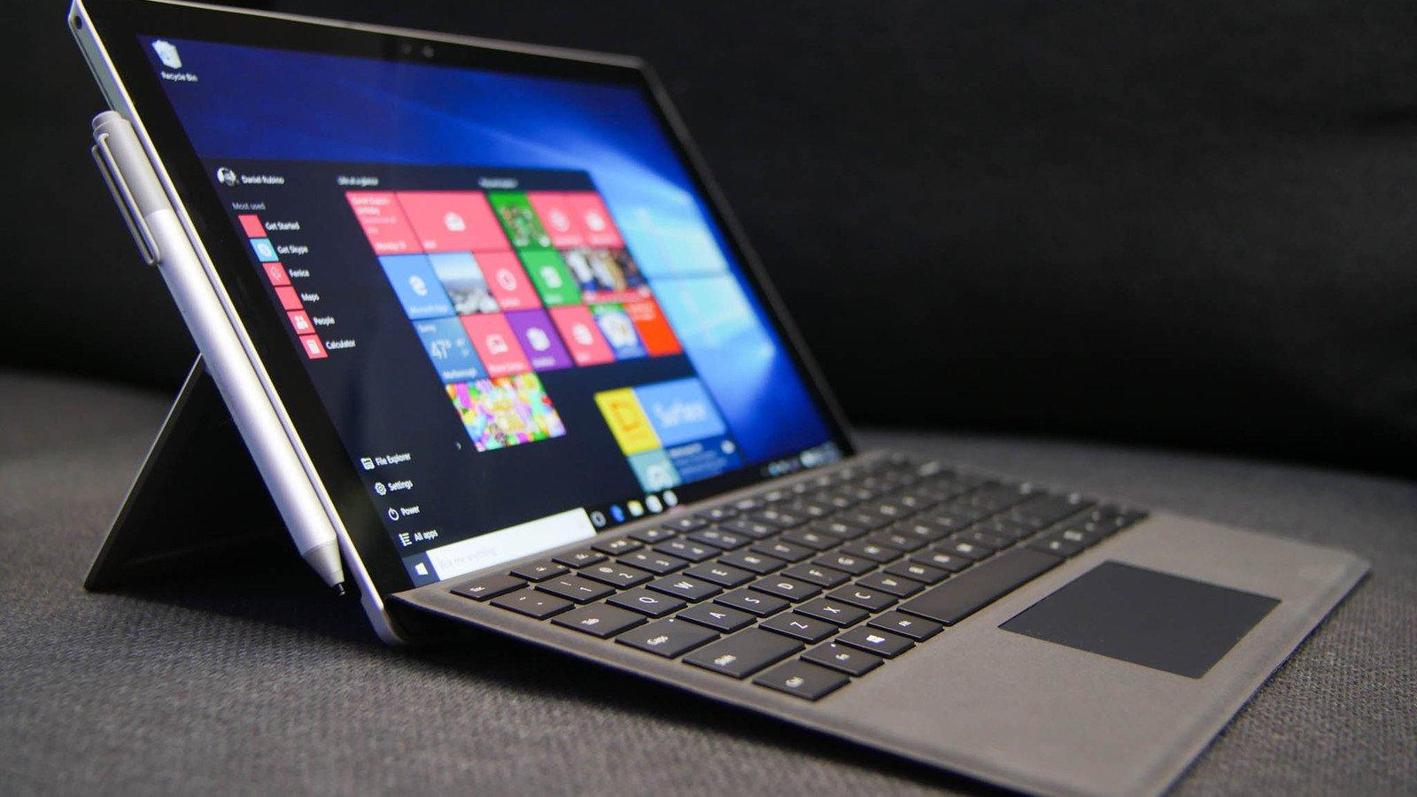 五款最好的10 2016 Windows平板电脑!