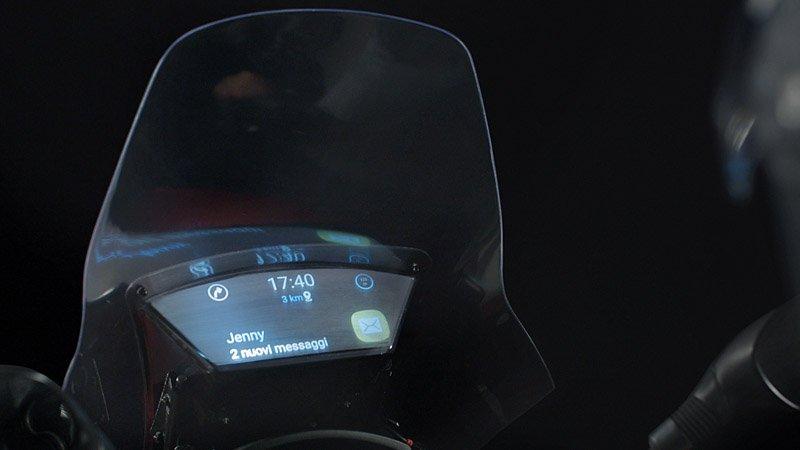 Samsung Smart Windshield, parabrezza intelligente