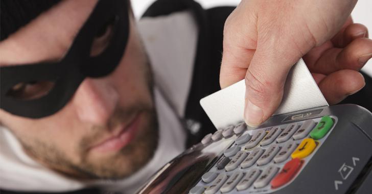 Voler des cartes de crédit