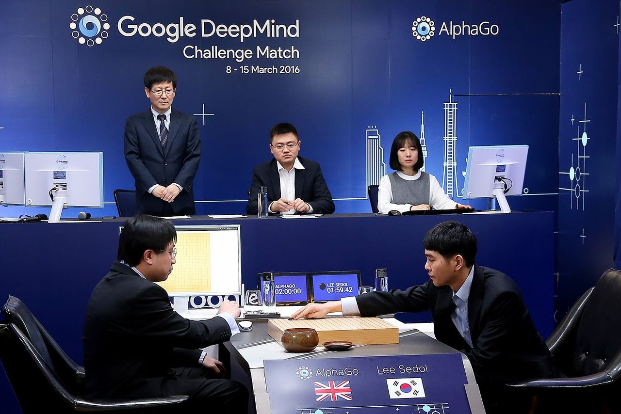 AlphaGo di Google sconfigge Lee Se-dol