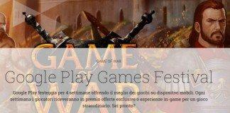 Google Play Game Festival