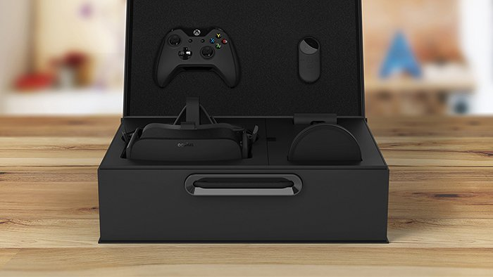 Pacote Oculus Rift completo
