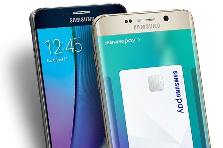 Samsung pago