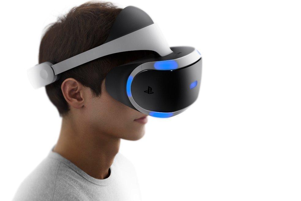 PlayStation VR di Sony