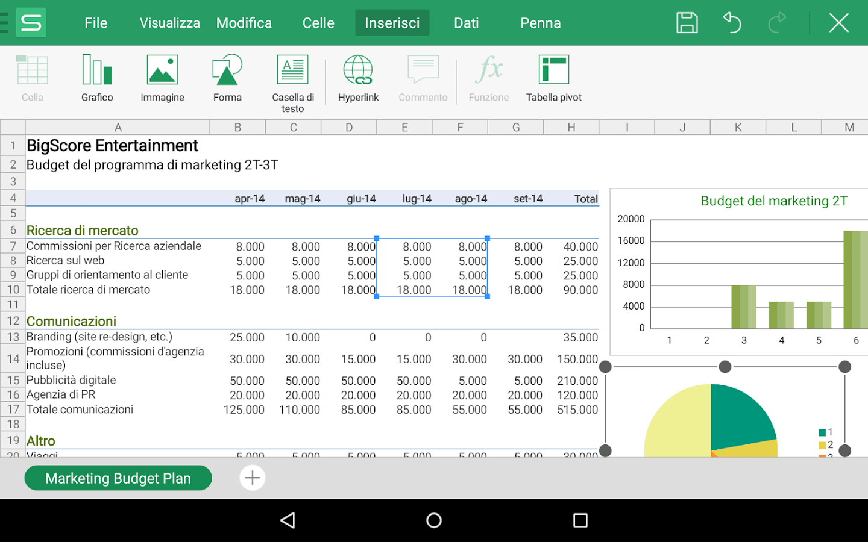 WPS Office, un'ottima applicazione per la produttività!