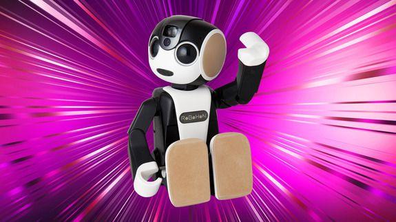 RoBoHon, piccolo robot parlante di Sharp