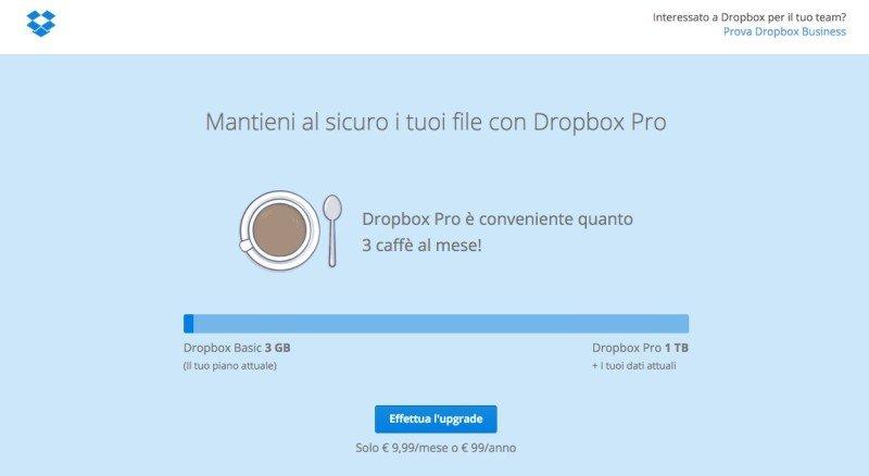 Dropbox-Pro-Fastweb