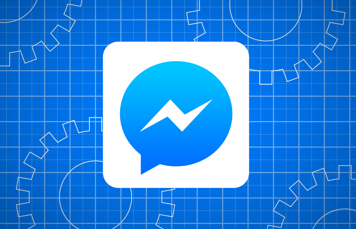 Logotipo do Facebook Messenger