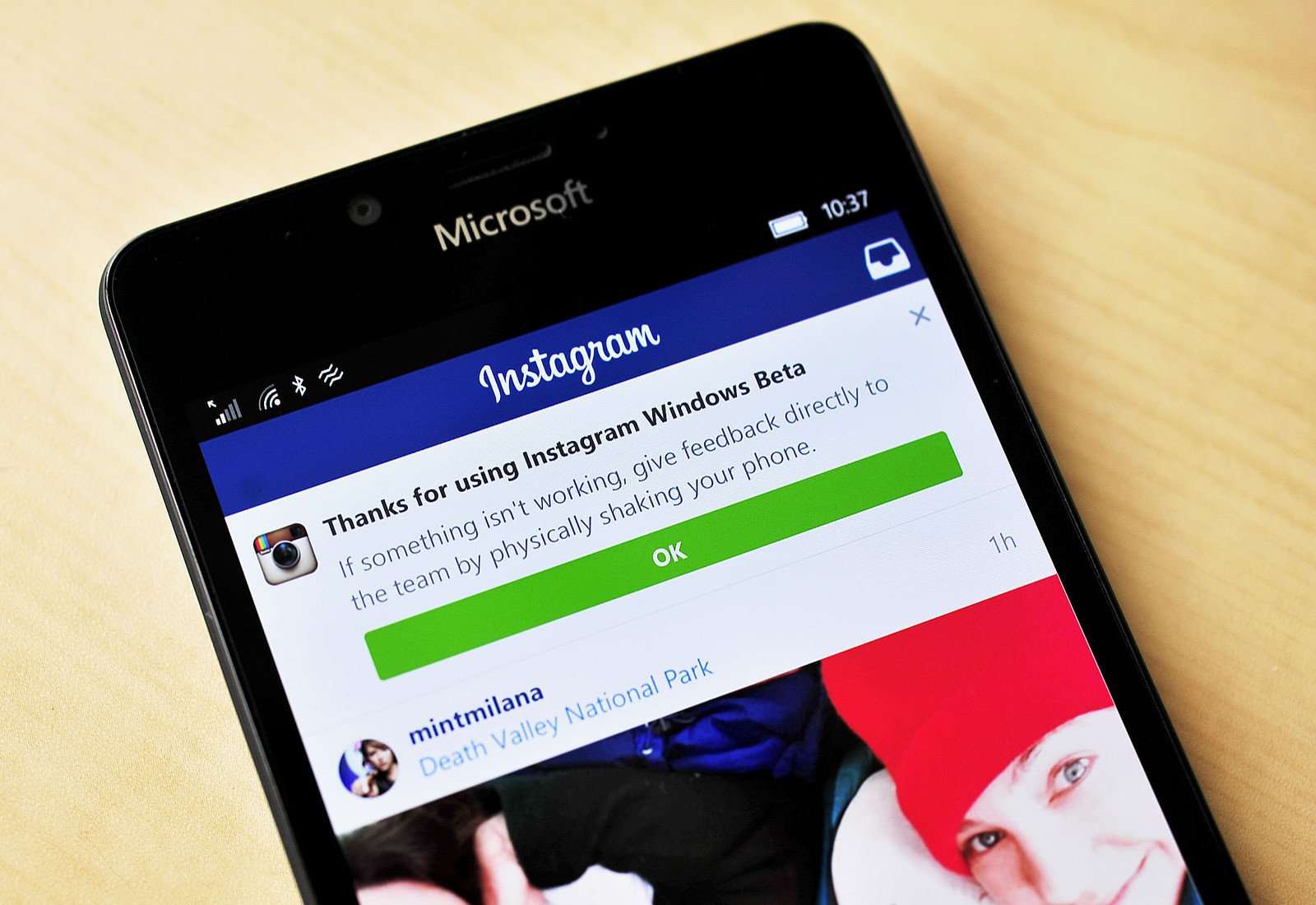 Windows Phone上的Instagram已更新:添加了视频支持