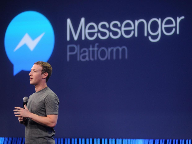 Mark Zuckerberg habla sobre Facebook Messenger