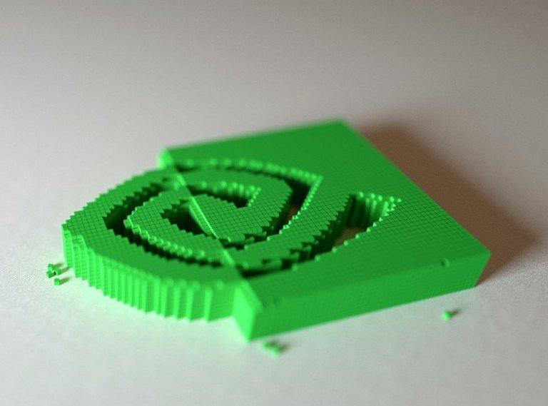 Logo di NVIDIA