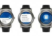 Outlook su Android Wear