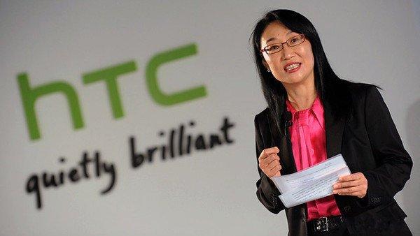 Cher Wang HTC