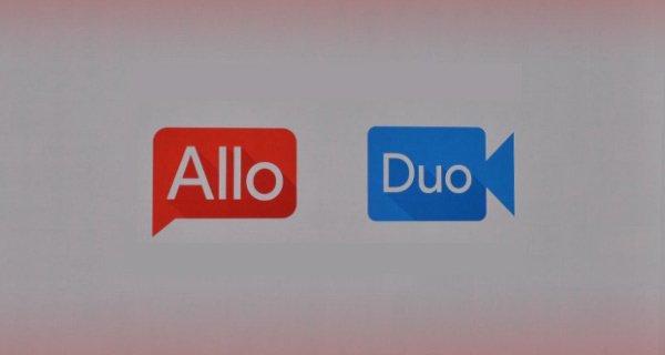 Google allo duo