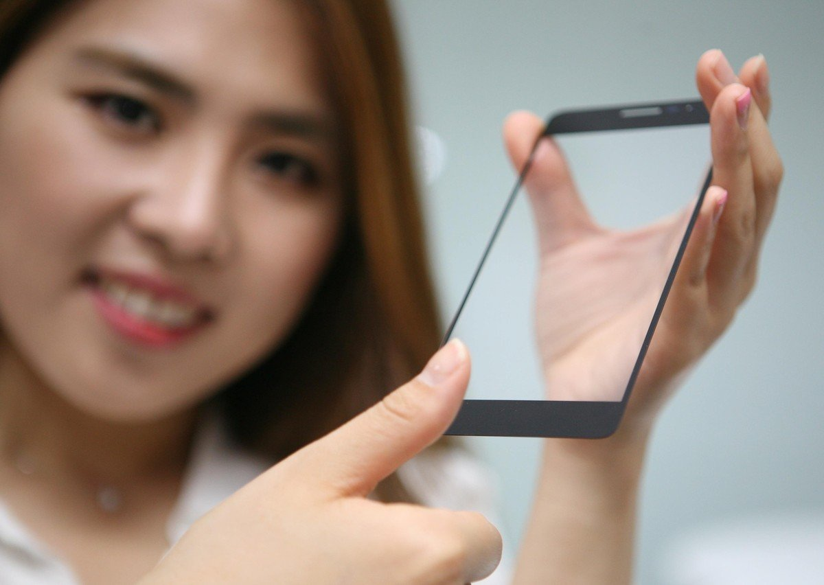 LG sensore di impronte digitali