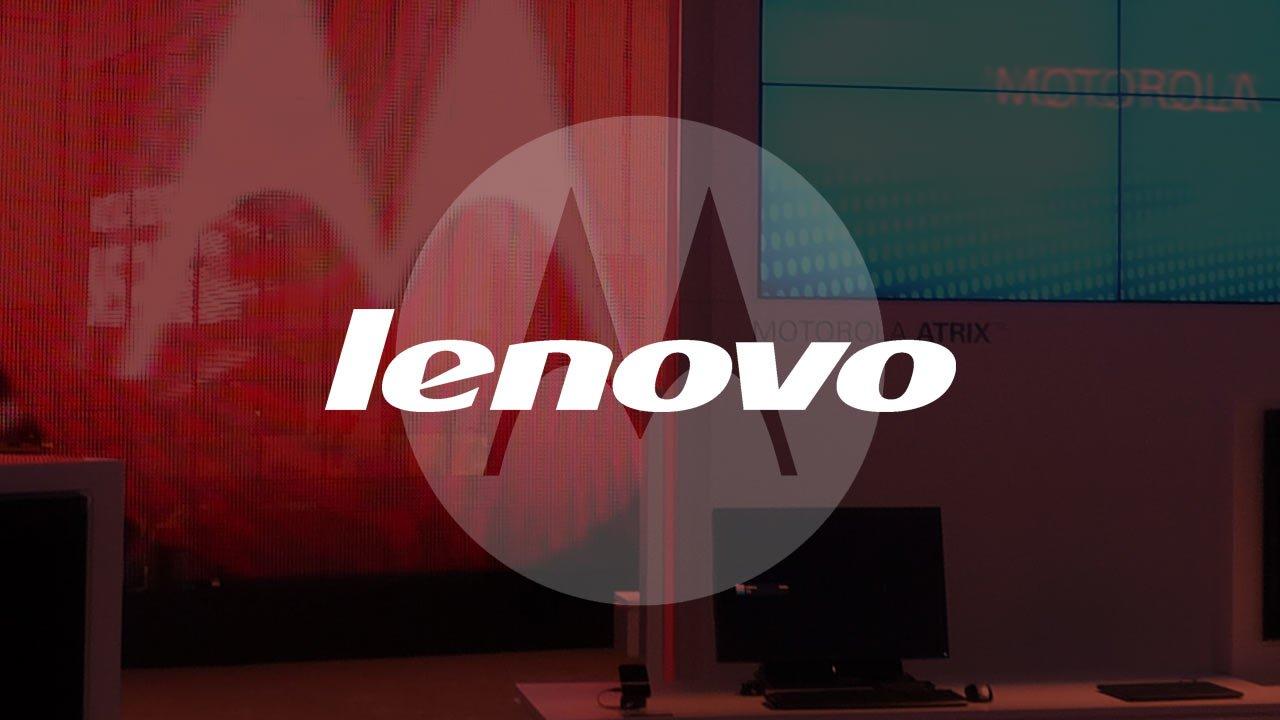 Lenovo Moto logo