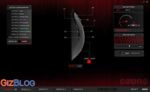Ozone Neon 3K software gestione (2)