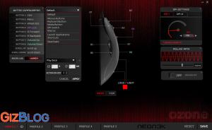 Ozone Neon 3K software gestione (3)