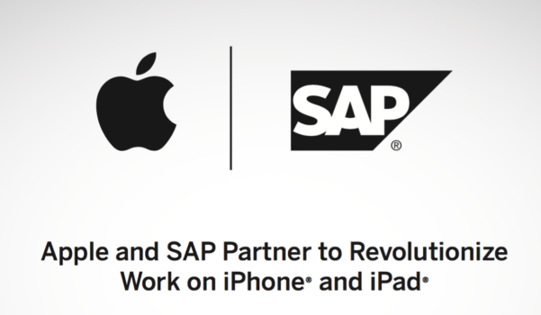 SAP ed Apple