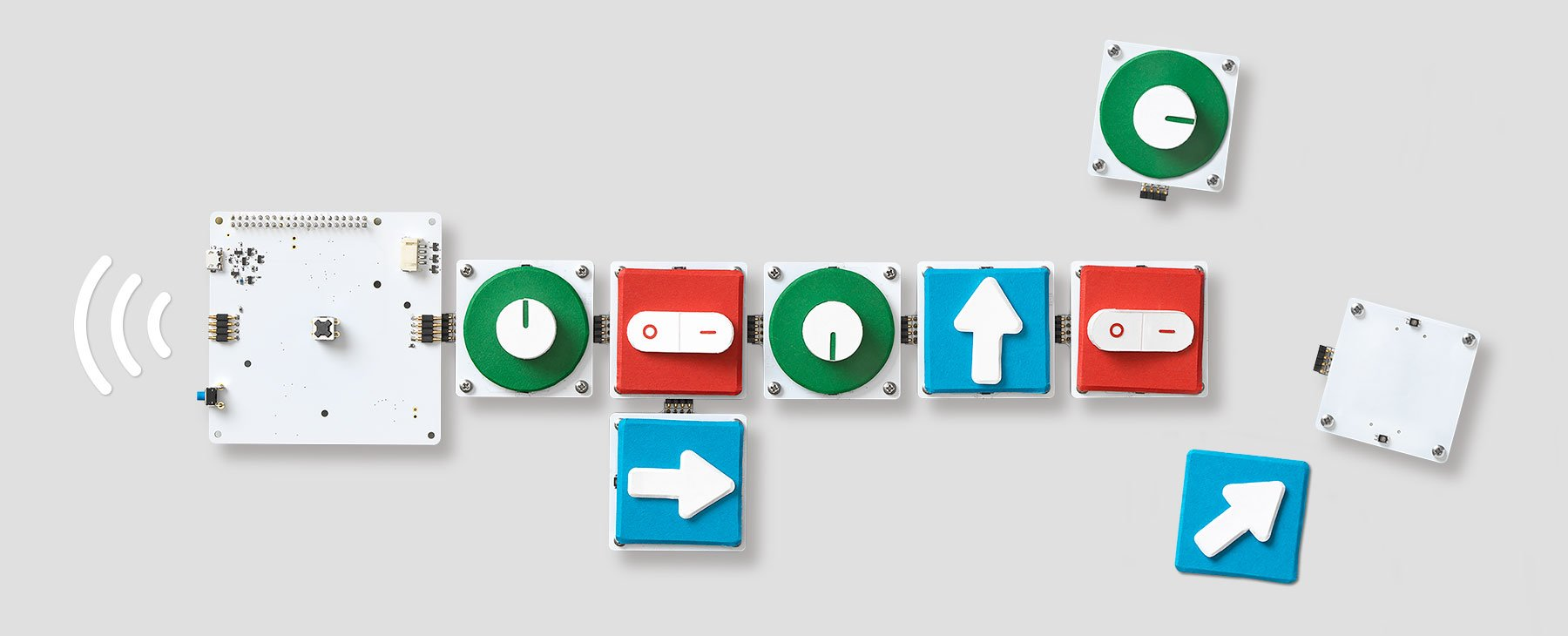 Google Project Bloks