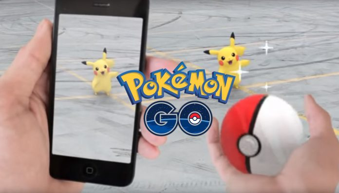 Pokemon Go di Nintendo