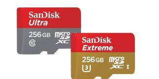 Sandisk micro sd 256 gb