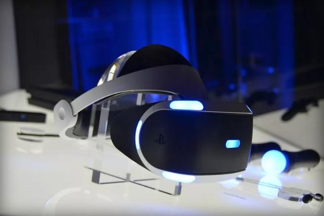 Sony realtà virtuale