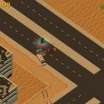 auto's woestijn