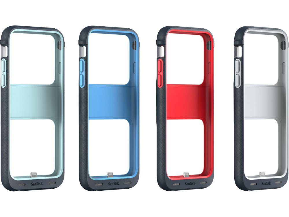 SanDisk iXpand Memory Case para iPhone