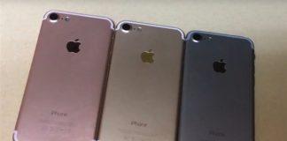 Apple iphone 7 plus pro preordini