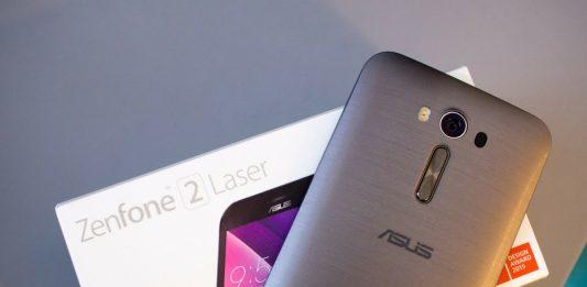 Asus ZenFone 2 Laser Plus