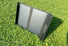 Dodocool Solar Charger