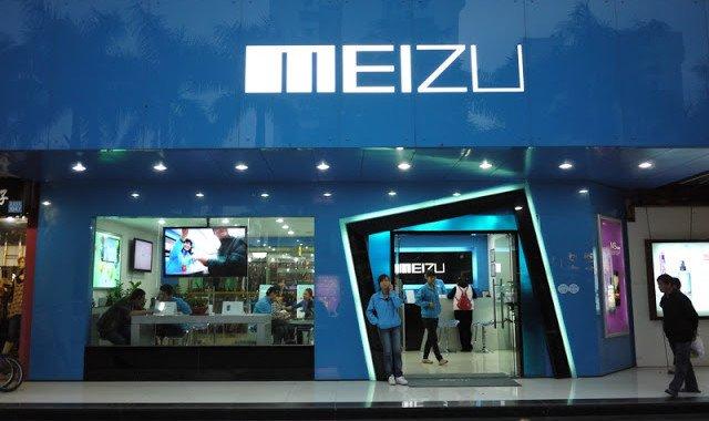 Meizu mx6 logo