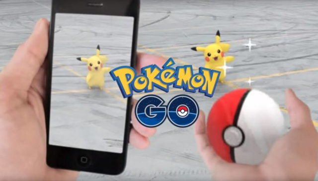 Pokémon Go Windows 10 Mobile