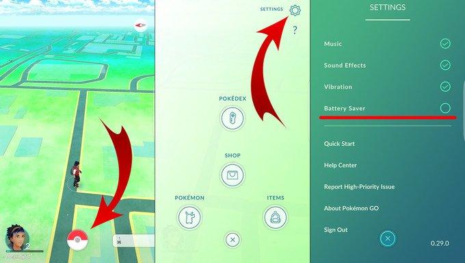 Pokémon Go autonomia