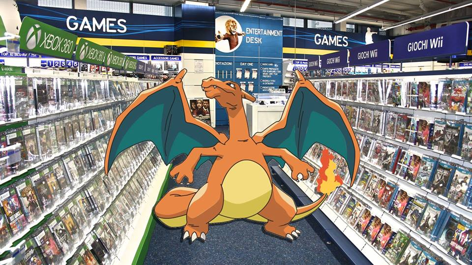 Pokemon go euronics esche