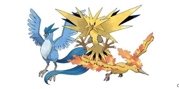 Pokemon go leggendari