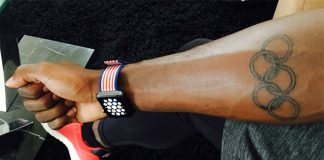 Apple Watch Rio 2016