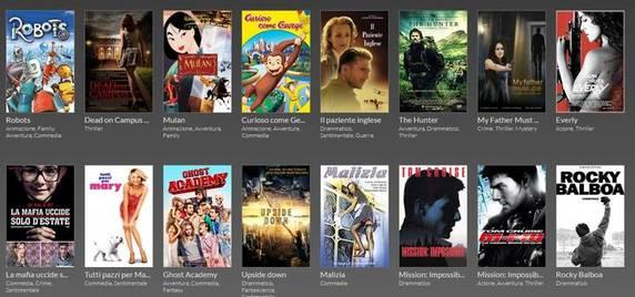 Contenuti timvision gizblog for Timvision app smart tv