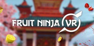 Fruit Ninja VR HTC Vive